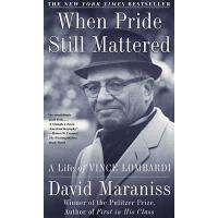 【预订】When Pride Still Mattered: A Life of Vince Lombardi