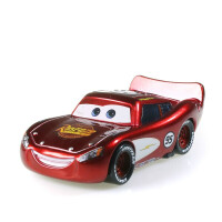 汽车赛车总动员闪电麦昆版本组合套装合金小汽车模型