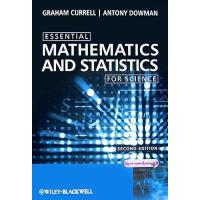 【预订】Essential Mathematics And Statistics For Science 2E