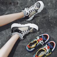悟道鞋 女休闲板鞋女2018秋季新款韩版潮流板鞋ulzzang原宿百搭鞋