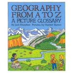 【预订】Geography from A to Z: A Picture Glossary