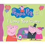Peppa Pig and the I Love You Game 粉红猪小妹:我爱你的游戏【英文原版童书 小猪佩奇】