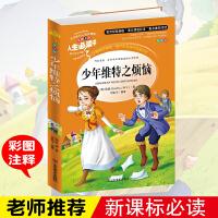正版书 少年维特之烦恼 小学生课外书读物7-10-12岁儿童文学故事书青少年小学生版课外阅读书