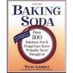 【预订】Baking Soda: Over 500 Fabulous, Fun, and Frugal Uses