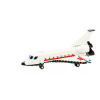 积木玩具-10岁拼装航天积木飞机 儿童男孩火箭模型太空礼物