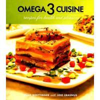 【预订】Omega 3 Cuisine: Recipes for Health and Pleasure