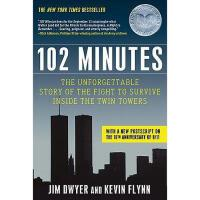 【预订】102 Minutes: The Unforgettable Story of the Fight to