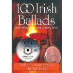【预订】100 Irish Ballads - Volume 1: Ireland's Most Popular Ba