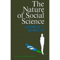 【预订】The Nature of Social Science