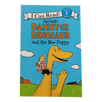 I can read Level 1 Danny and the Dinosaur and the New Puppy丹