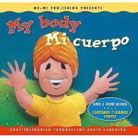 【预订】My Body/Mi Cuerpo