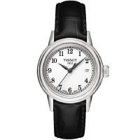 新品 天梭TISSOT手表 卡森系列女表 石英女士腕表 T085.210.16.012.00