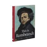 【中商原版】这是伦勃朗 英文原版 This is Rembrandt 绘画艺术 油画