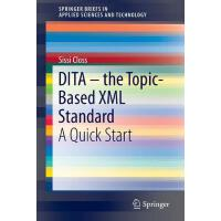 【�A�】Dita - The Topic-Based XML Standard: A Quick Start