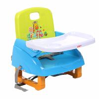 婴儿餐桌椅座椅儿童餐椅宝宝餐椅子吃饭可折叠便携式