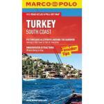 【预订】Marco Polo Turkey South Coast [With Map]