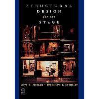 【预订】Structural Design for the Stage