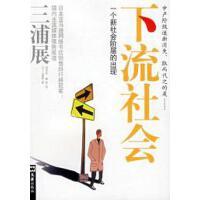 【正版二手旧书9成新】下流社会――一个新社会阶层的出现(日)三浦展,陆求