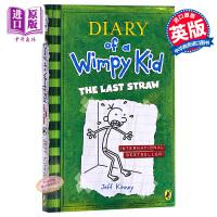 【中商原版】小屁孩日记3(英国版,平装)Diary of a Wimpy Kid#3 小屁孩日记 儿童文学 桥梁章节书