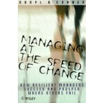【预订】Managing at the Speed of Change