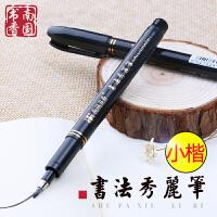 南国书香 钢笔式毛笔软笔钢笔式毛笔初学者小楷书法软头笔练字笔