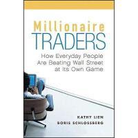 【预订】Millionaire Traders: How Everyday People Are Beating