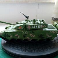军事拼装模型仿真1/35HBZTZ-99A主战坦克模型世界(需要自己拼装)
