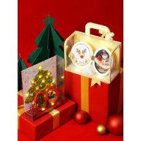 diy小屋手工制作迷你微缩种子世界核桃房子生日礼物女生圣诞玩具