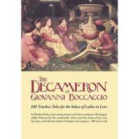 【预订】The Decameron of Giovanni Boccaccio: 100 Timeless