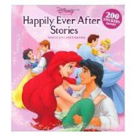 英文原版儿童书 Happily Ever After Stories: Tales of Love and Frien
