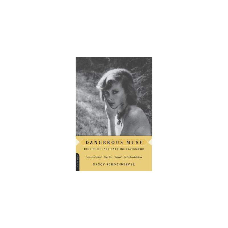 【预订】Dangerous Muse: The Life of Lady Caroline Blackwood 美国库房发货,通常付款后3-5周到货!