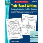 【预订】Trait-Based Writing Graphic Organizers