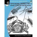 【预订】Spiders, Insects and Crustaceans [With CDROM]
