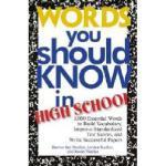 【预订】Words You Should Know in High School: 1000 Essential