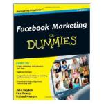 【预订】Facebook Marketing For Dummies(R), 3Rd Edition