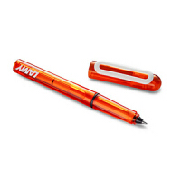 LAMY/凌美笔balloon气球系列 橙色 签字笔/宝珠笔水笔 秘密花园