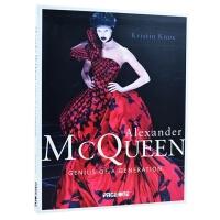 Alexander McQueen - Genius of Generation 亚历山大・麦昆 时尚摄影画册 艺术书