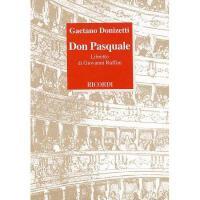 【预订】Don Pasquale Libretto