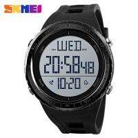 手表男电子表数字式运动男士儿童青少年夜光多功能手表