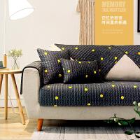 夏季沙发垫四季通用防滑简约现代垫子