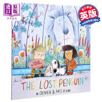 【中商原版】Kate Hindley The Lost Penguin 遗失的企鹅 精品绘本 低幼成长认知启蒙故事绘本