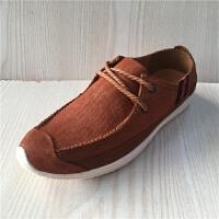 DAZED CONFUSED 潮牌秋季新品鞋个性男款休闲鞋磨砂皮质男鞋舒适男鞋
