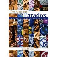【预订】The American Paradox: A History of the United States