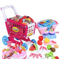 切水果玩具切切乐儿童过家家蔬菜切切看男女孩厨房玩具套装