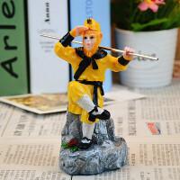 齐天大圣孙悟空摆件模型西游记猴哥孙行者造型创意装饰品道具
