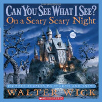 Can You See What I See?: On a Scary Scary Night 眼力大考验系列: 恐怖