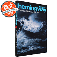 老人与海 英文原版 The Old Man and the Sea 海明威 Ernest Hemingway 进口小说