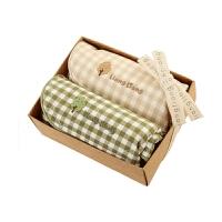 宝宝尿垫床垫坐垫透气 隔尿垫麻棉婴儿苎麻小尿垫两条装