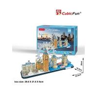 儿童3d立体拼图定制纸模型城市城堡建筑男孩拼装智力玩具