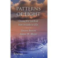 【预订】Patterns of Light: Chasing the Spectrum from